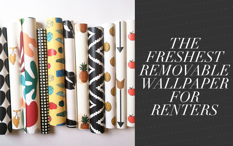 Image Result For Temporary Wallpaper For Renters