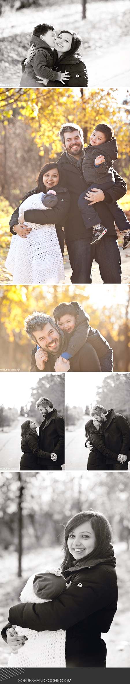 So Fresh and So Chic // Family Photos to Remember by Verve Photo Co.