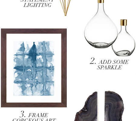So Fresh & So Chic // Thursdays are For the Home // How to Add Pretty to Your Space in 5 Easy Ways