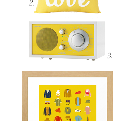 So Fresh and So Chic // Thursdays are For the Home // Bright Cheerful Sunny Yellow Home Decor
