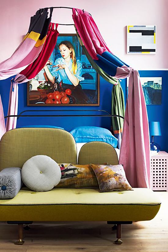 [For the Home] Bold Wall Colours - So Fresh & So Chic