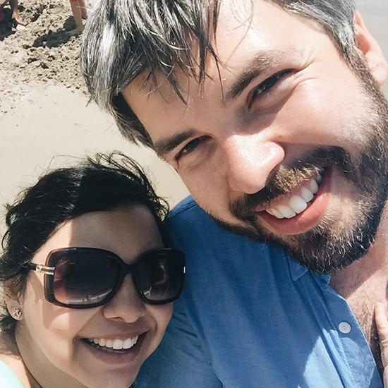 So Fresh & So Chic // Mr. Tall & I on the beach
