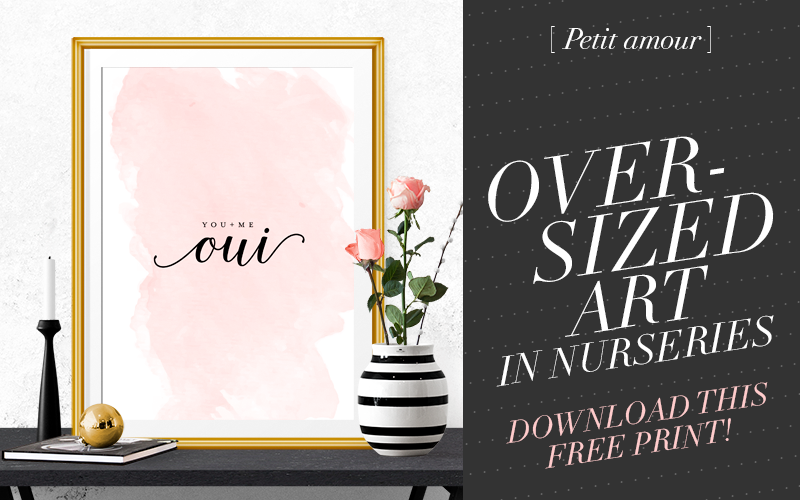 Free Download Printable Art from So Fresh & So Chic