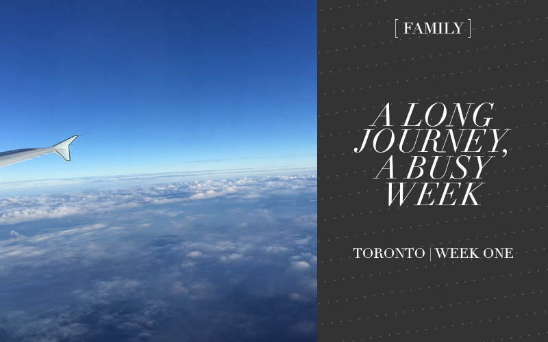 So Fresh & So Chic // Family: Week One of Our Toronto Vacation #toronto #sofreshandsochic #vacation
