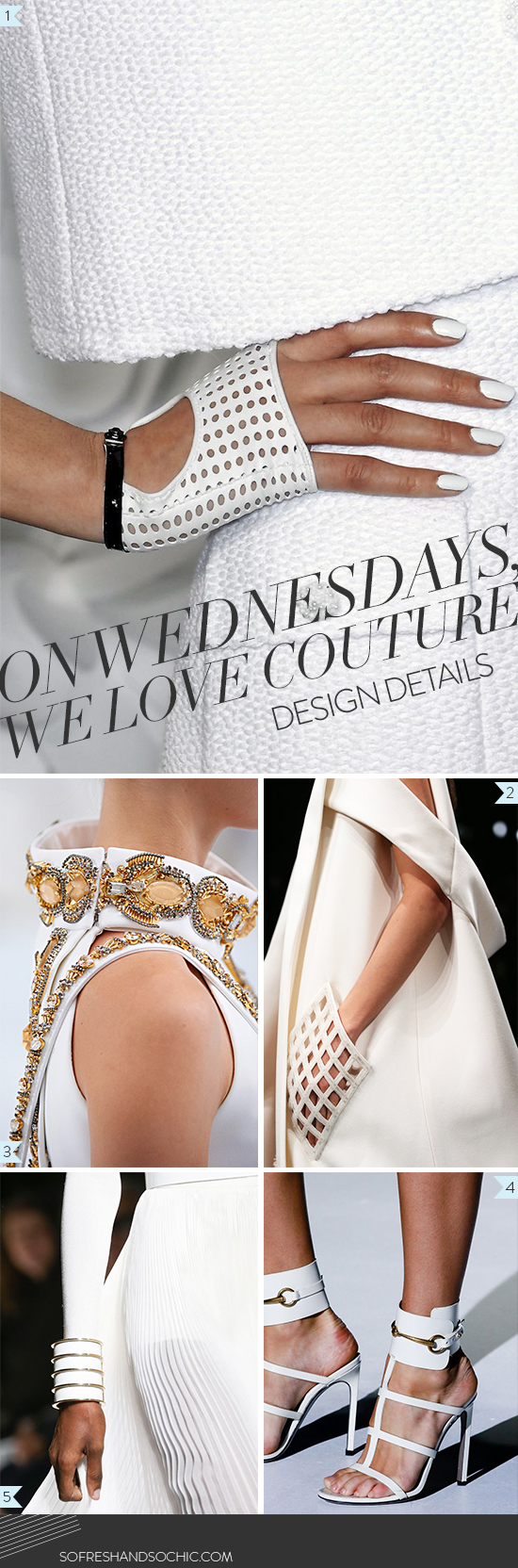 So Fresh & So Chic // Couture Fashion Details #sofreshandsochic #couture www.sofreshandsochic.com