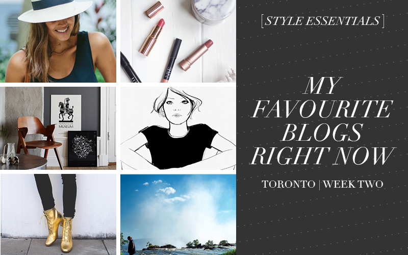 So Fresh & So Chic: Style Essentials // Bloglovin' & My Favourite Blogs Right Now