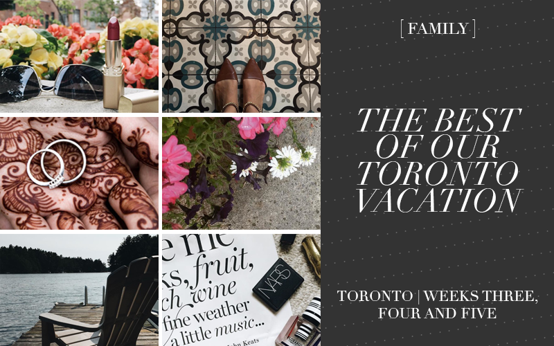 The best of our Toronto vacation on So Fresh & So Chic