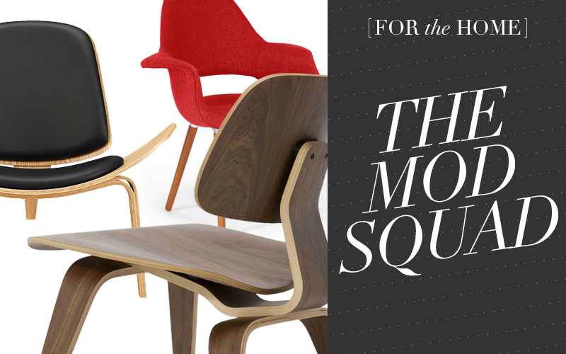 Stylish and Affordable Mid-Century Modern Armchairs under $350!
