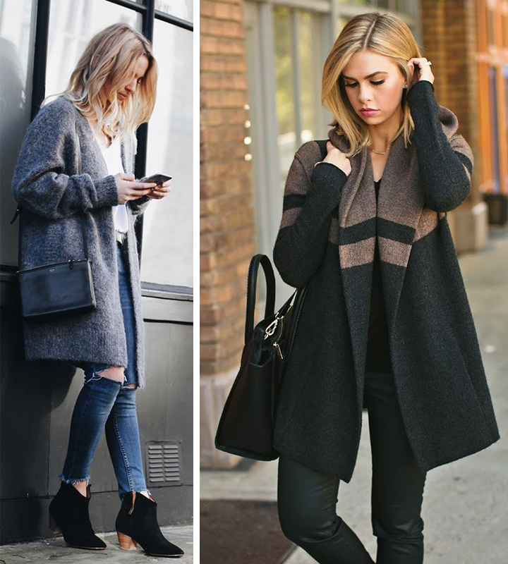 Style Essentials] How to Rock an Oversized Top: 4 Simple Rules for ...