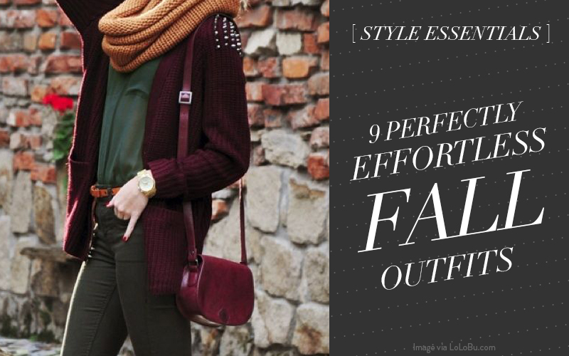 So Fresh & So Chic // 9 Fall Outfits to Copy #fallfashion #LAblogger #sofreshandsochic www.sofreshandsochic.com