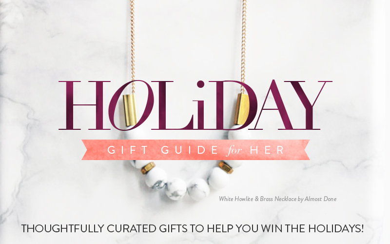 So Fresh & So Chic Holiday Gift Guide for Women! #sofreshandsochic #theperfectgifts