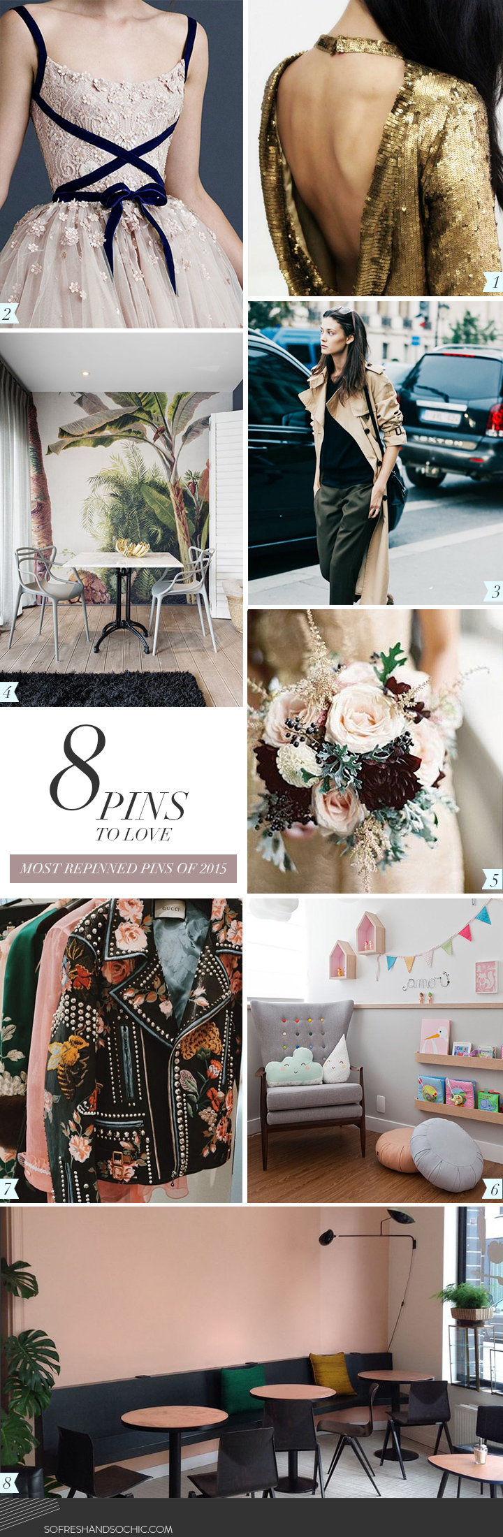 Year-End Wrap Up on So Fresh & So Chic // My Most Repinned Pins of 2015 #pinterest #sofreshandsochic #toppins