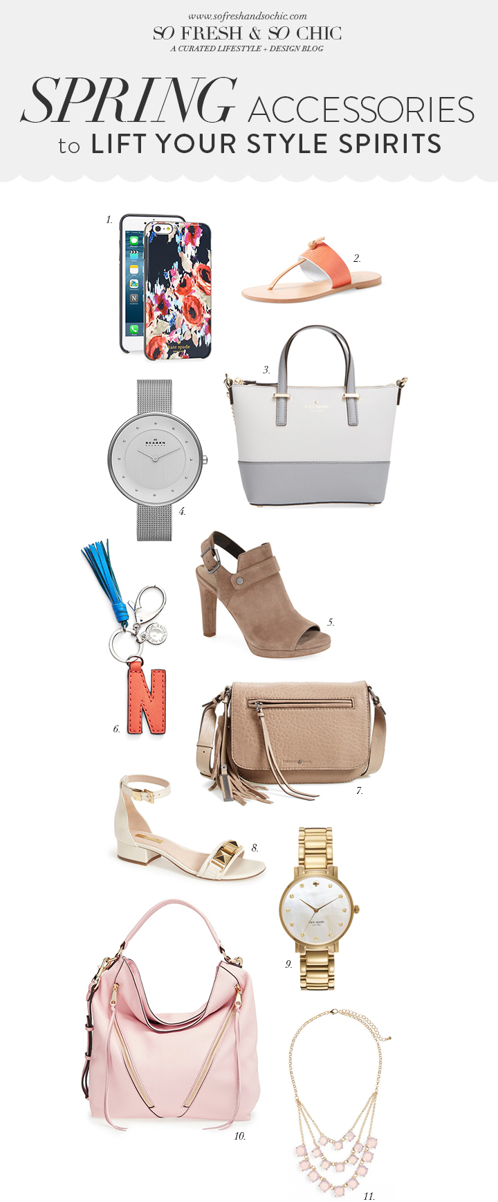 Elegant So Fresh U0026 So Chic // Top Picks For Spring From The Nordstrom Winter  Clearance