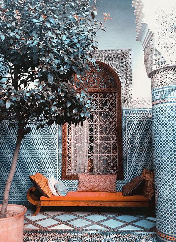 So Fresh & So Chic // 15 Modern Boho-Chic Interiors! #bohemian #bohochic #interiordesign #sofreshandsochic