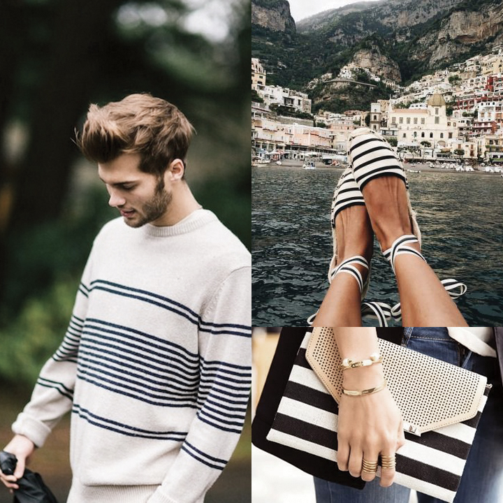 So Fresh & So Chic // Style Essentials: How to Wear Stripes this Summer #sofreshandsochic #nautical #stripes