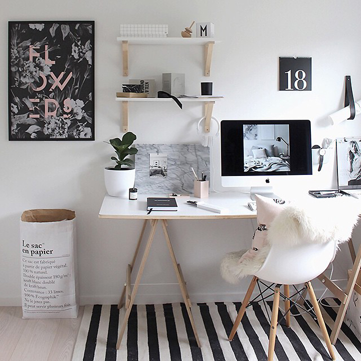 [For The Home] 7 Fabulous Ways To Dress The Wall Behind