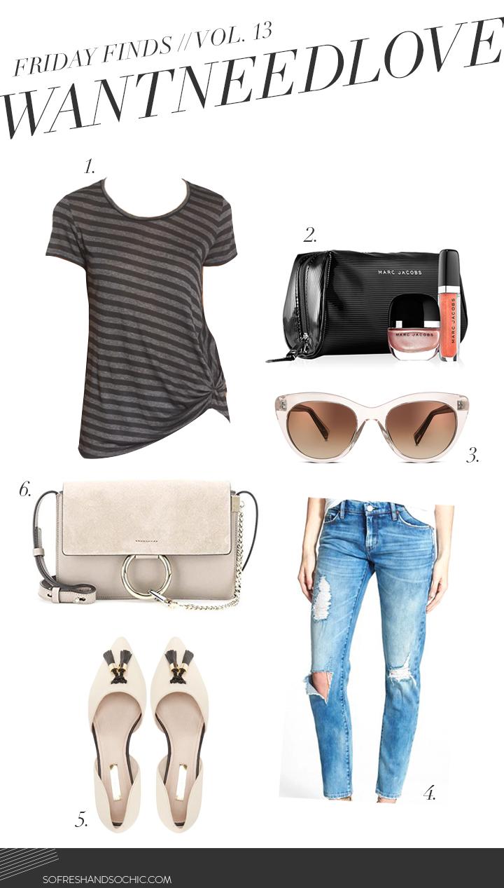 So Fresh & So Chic // Friday Finds Vol 13. WANTNEEDLOVE: The Mom Uniform #capsulewardrobe #sofreshandsochic #fashionblog