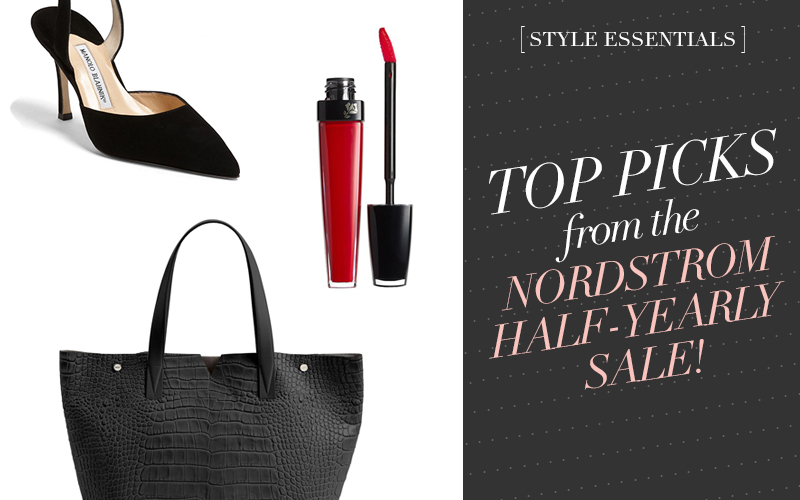 <i>[Style Essentials]</i><br/> My Top Picks from the Nordstrom Half-Yearly Sale!