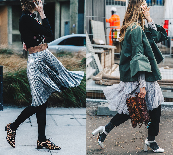 So Fresh & So Chic // How to Wear Metallics Everyday #metallics #ootd #fashion