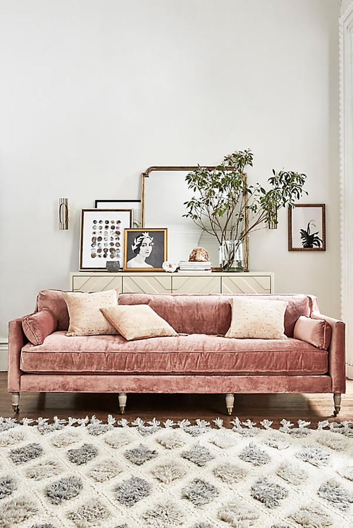 anthropologie_blushpinksofa