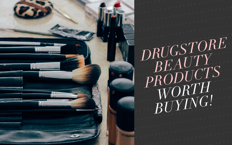 <i>[Style Essentials]</i><br /> 6 Drugstore Beauty Products Worth Buying!