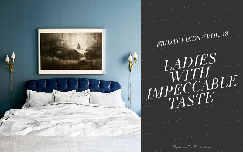 So Fresh & So Chic // Friday Finds Vol 16: Featuring Ladies with Impeccable Taste including Victoria Beckham and Target, Jillian Harris and the Home of Amelia Widell #sofreshandsochic #targetstyle #interiordesign #scandinavianstyle