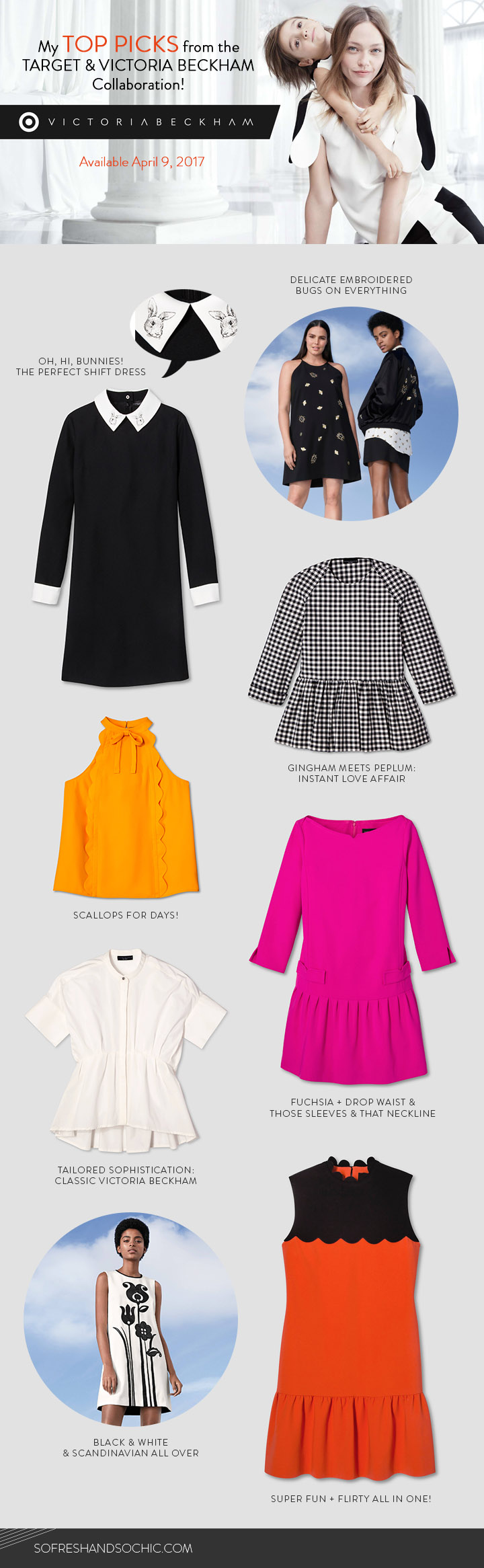 So Fresh & So Chic // My Top Picks from the Target & Victoria Beckham Collaboration! #target #targetstyle #target @targetstyle #sofreshandsochic