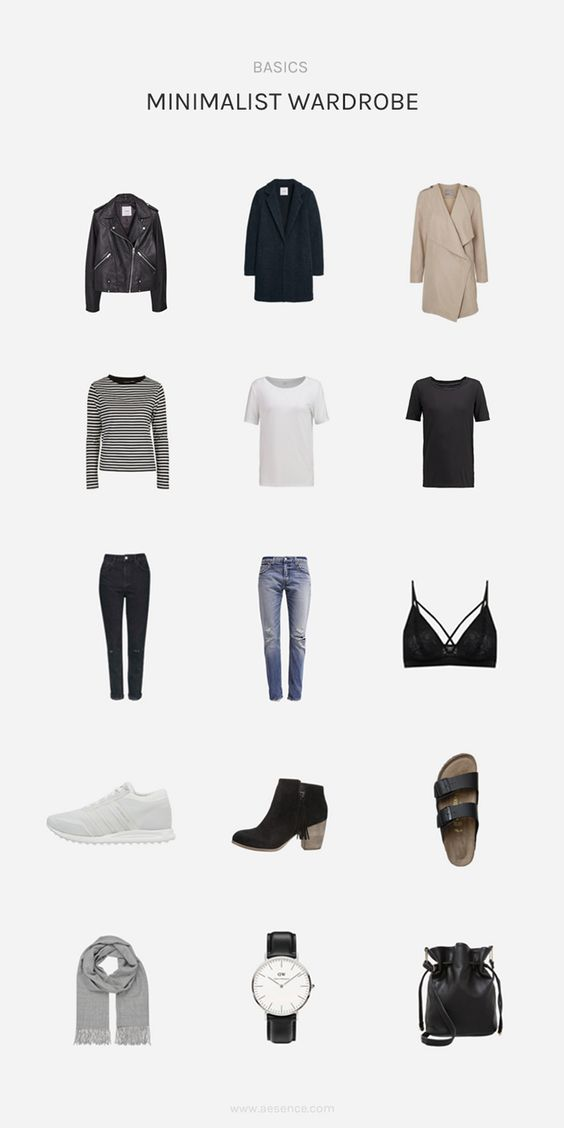 So Fresh & So Chic // Friday Finds Vol 21: A minimalist capsule wardrobe guide and so much more!