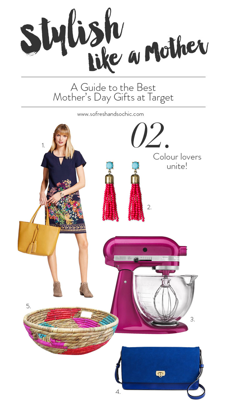 So Fresh & So Chic // A Guide to Mother's Day Gifts at Target! #targetstyle #sofreshandsochic #mothersday #giftguide