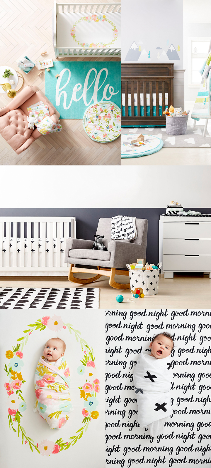 So Fresh & So Chic Friday Finds Vol. 21: Introducing Cloud Island, the new baby line from Target!