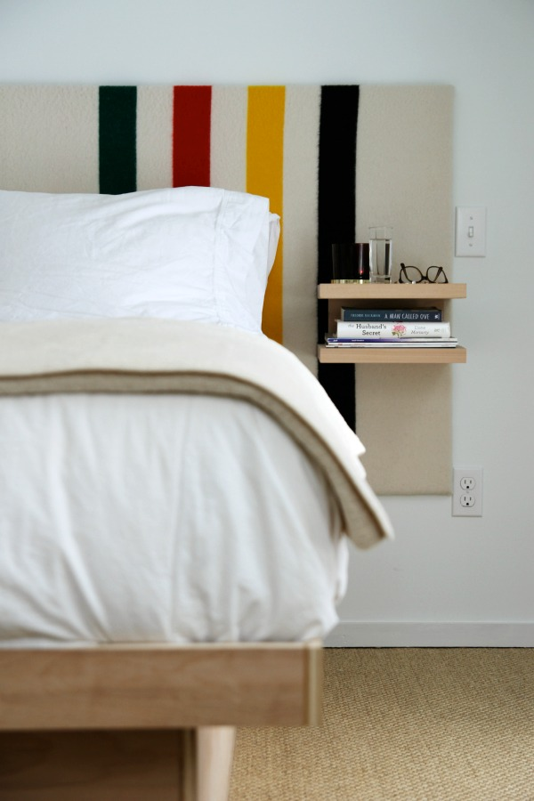 So Fresh And So Chic // For The Home: 13 Alternative Headboard Ideas For