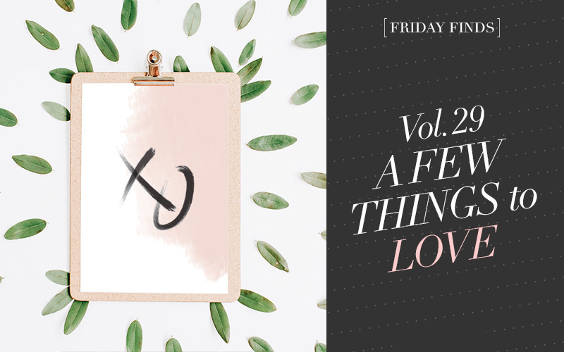 <i>[Friday Finds Vol. 29]</i><br/> This Week: A Beautiful Australian Reno, Warby Parker x JT, A Free Pretty Printable, Target&#8217;s Newest Home Brand, &#038; A Beautiful Picasso DIY!