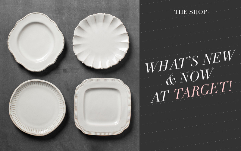 <i>[The Shop]</i><br/> What's New and Now at Target!