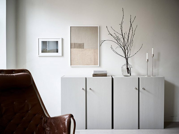 Noteworthy Trend: Abstract Art in Neutral Tones #sofreshandsochic #forthehome #interiordesignideas #abstractart #noteworthy