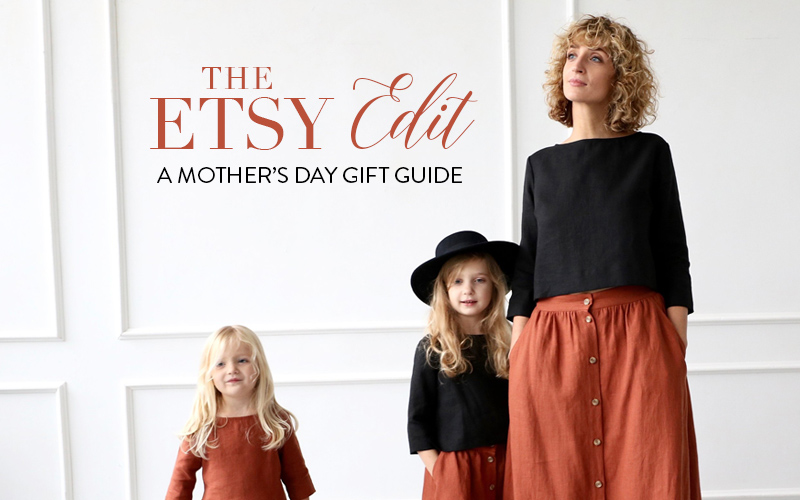 The Etsy Edit: A Mother's Day Gift Guide