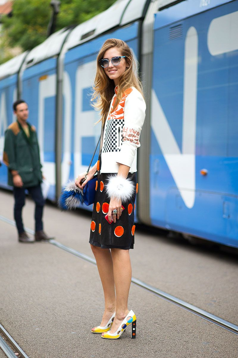 How to Mix Prints Like a Pro // So Fresh & So Chic
