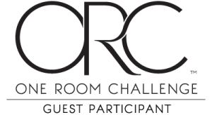 One Room Challenge: Powder Room Makeover